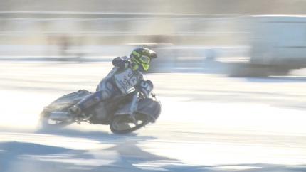 3-ий этап чемпионата России по гонкам на льду