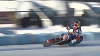 Этапы командного чемпионата России по гонкам на льду в Шадринске. Интервью с гонщиками