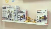 Робототехнический турнир состоялся в детском саду «Созвездие»