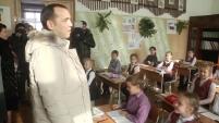 Вадим Шумков с рабочим визитом в Шадринске