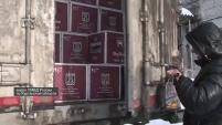 Курганские полицейские пресекли незаконный оборот алкогольной продукции
