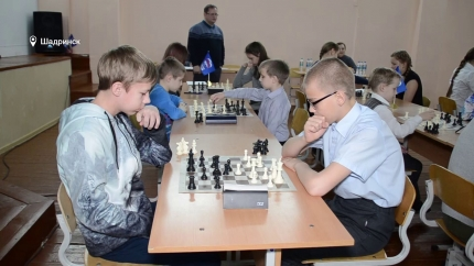 Турнир «Школьная шахматная лига» в Шадринске
