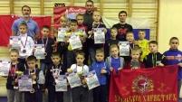 Выездной старт спортивного клуба «Уральский характер»