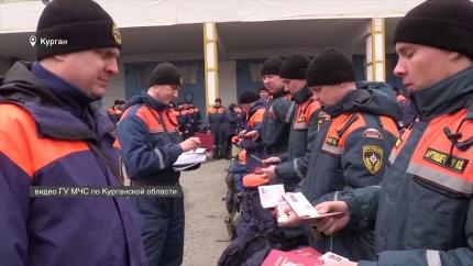 В Курганской области стартовали Всероссийские командно-штабные учения