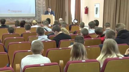 Патриотическая встреча, посвящённая Великой Отечественной войне
