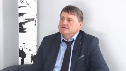 """Программа """"Интервью"""" Сергей Бочаров"""