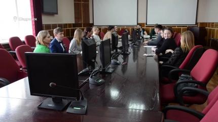 Молодежная палата организовала парламентский час