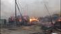 Крупные пожары в Зауралье