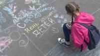 Празднование Международного дня защиты детей в Шадринске