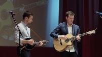 Концерт ирландской музыки в Шадринске
