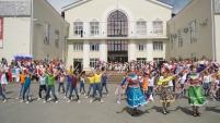 Празднование Дня России в Шадринске