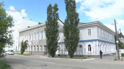 Антитеррористическая тренировка в Шадринске