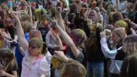 День молодёжи в Шадринске