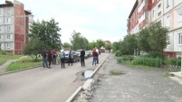 «Санитарный патруль» в Шадринске