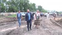 Рабочая поездка зам. губернатора в Шадринск