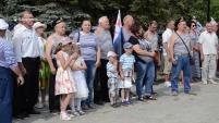 День Военно-Морского Флота в Шадринске