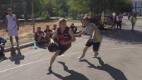 13-й чемпионат по уличному баскетболу в Шадринске