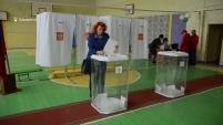 Единый день голосования в Шадринске