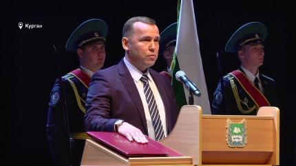Инаугурация Вадима Шумкова