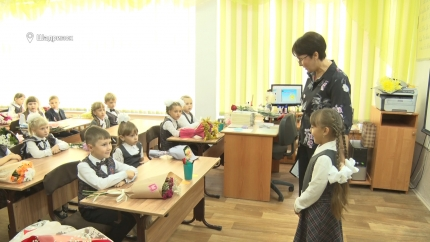 Развитие образования в Шадринске