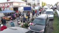 Ярмарка «Дары осени» в Шадринске
