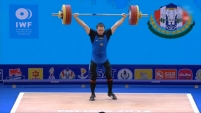 Шадринские тяжелоатлеты на Чемпионате Мира